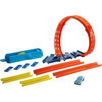 Mattel Hot Wheels track builder set pro stavitele Adjustable Loop Pack