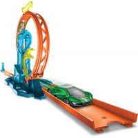 Mattel Hot Wheels track builder set pro stavitele Loop Kicker Pack