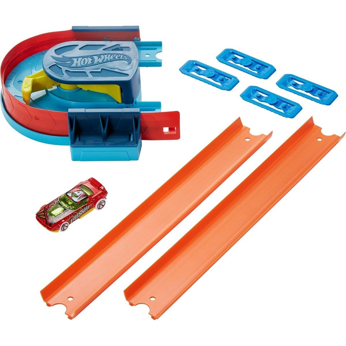 Mattel Hot Wheels track builder set pro stavitele Unassembled