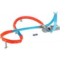 Mattel Hot Wheels velká závodní dráha