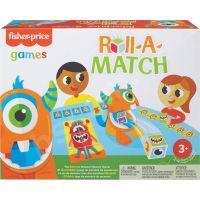Mattel Hra pro předškoláky chyť příšerku