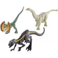 Mattel Jurský svět 3 ks mini Dino FPN83