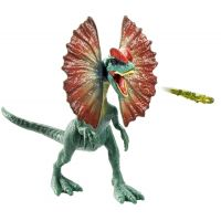 Mattel Jurský svět Dino predátoři Dilophosaurus