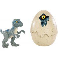 Mattel Jurský svět dinosauříci Velociraptor Blue