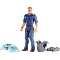 Mattel Jurský svět Základní figurka Dinosaur Trainer Owen
