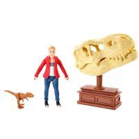 Mattel Jurský svět Základní figurka Maisie a Tyrannosaurus Rex