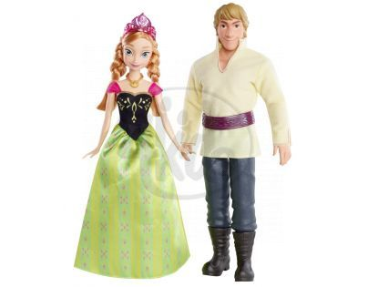 Mattel Disney Anna a Kristoff (MATTEL BDK35)