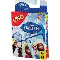 Mattel Ledové království UNO