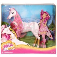 Mattel Mia and Me Kolekce jednorožců - Lyria 3