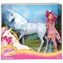 Mattel Mia and Me Kolekce jednorožců - Wind 3