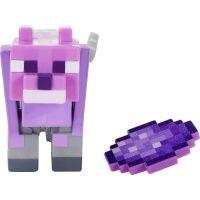 Mattel Minecraft 8 cm figurka Dyed Cat