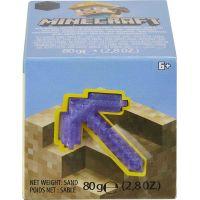 Mattel Minecraft mini těžba Krumpáč fialový