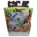 Mattel Minecraft minifigurka 3ks - Skeleton, Pig and Creeper 3