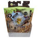 Mattel Minecraft minifigurka 3ks - Witch, Steve a Iron Golem 3