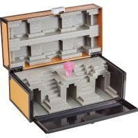 Mattel Minecraft sběratelský kufřík na mini figurky 2.0