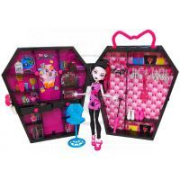 Mattel Monster High Draculaura a skříň 3