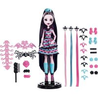 Mattel Monster High Draculaura párty účes