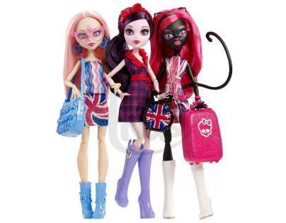 Monster High Ghůlmošky - Celebrity tour (Mattel CGF51)