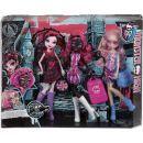 Monster High Ghůlmošky - Celebrity tour (Mattel CGF51) 2
