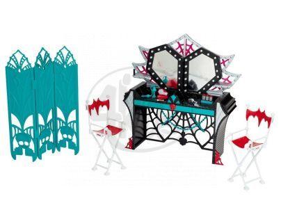Monster High Howlywood nábytek - Šatna