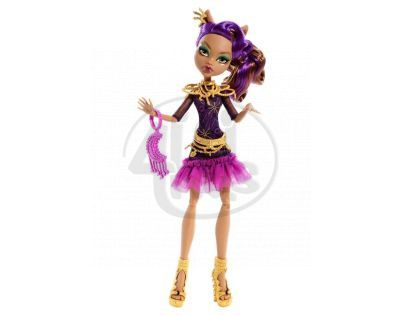 Monster High BDF22 Howlywood Příšerka - Clawdeen Wolf