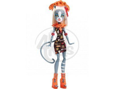 Mattel Monster High Jarní příšerka - Meowlody