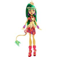 Mattel Monster High Jarní příšerka - Jinafire Long