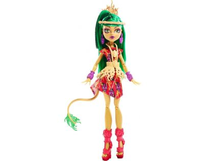 Mattel Monster High Jarní příšerka - Jinafire Long