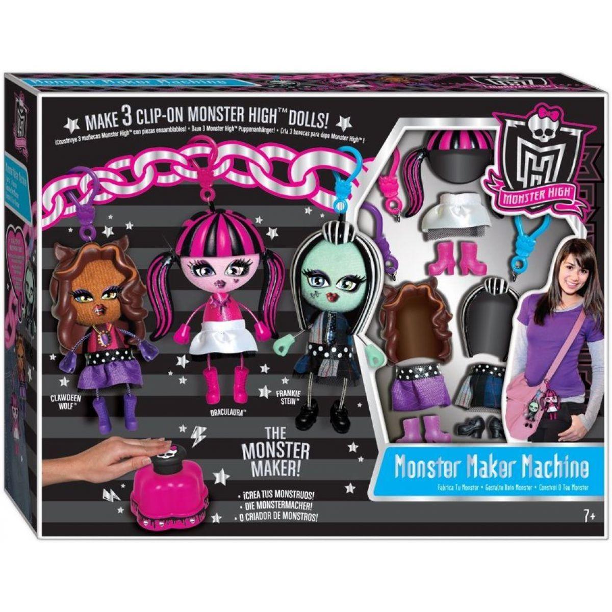 Mattel Monster High Monster Maker