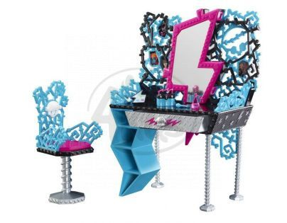 Monster High Monster nábytek - Stolek Frankie Stein