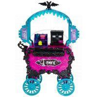 Monster High Y0425 Monster set - Kavárna 2