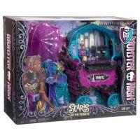 Monster High Y0425 Monster set - Kavárna 5