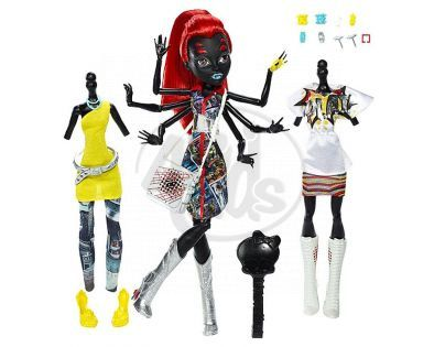 Mattel Monster High Pavoučí Wydowna