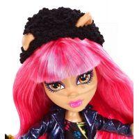 Monster High BBK06 Příšerka 13 přání - Howleen Wolf 3
