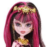 Monster High Y7702 Příšerka 13 přání - Draculaura 2