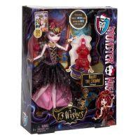 Monster High Y7702 Příšerka 13 přání - Draculaura 5