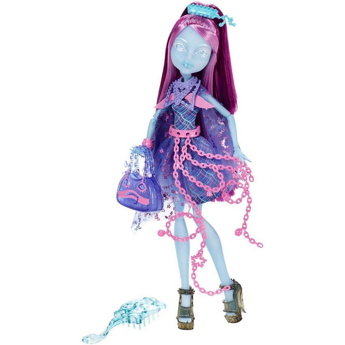 Mattel Monster High Příšerka jako duch - Kiyomi Haunterly
