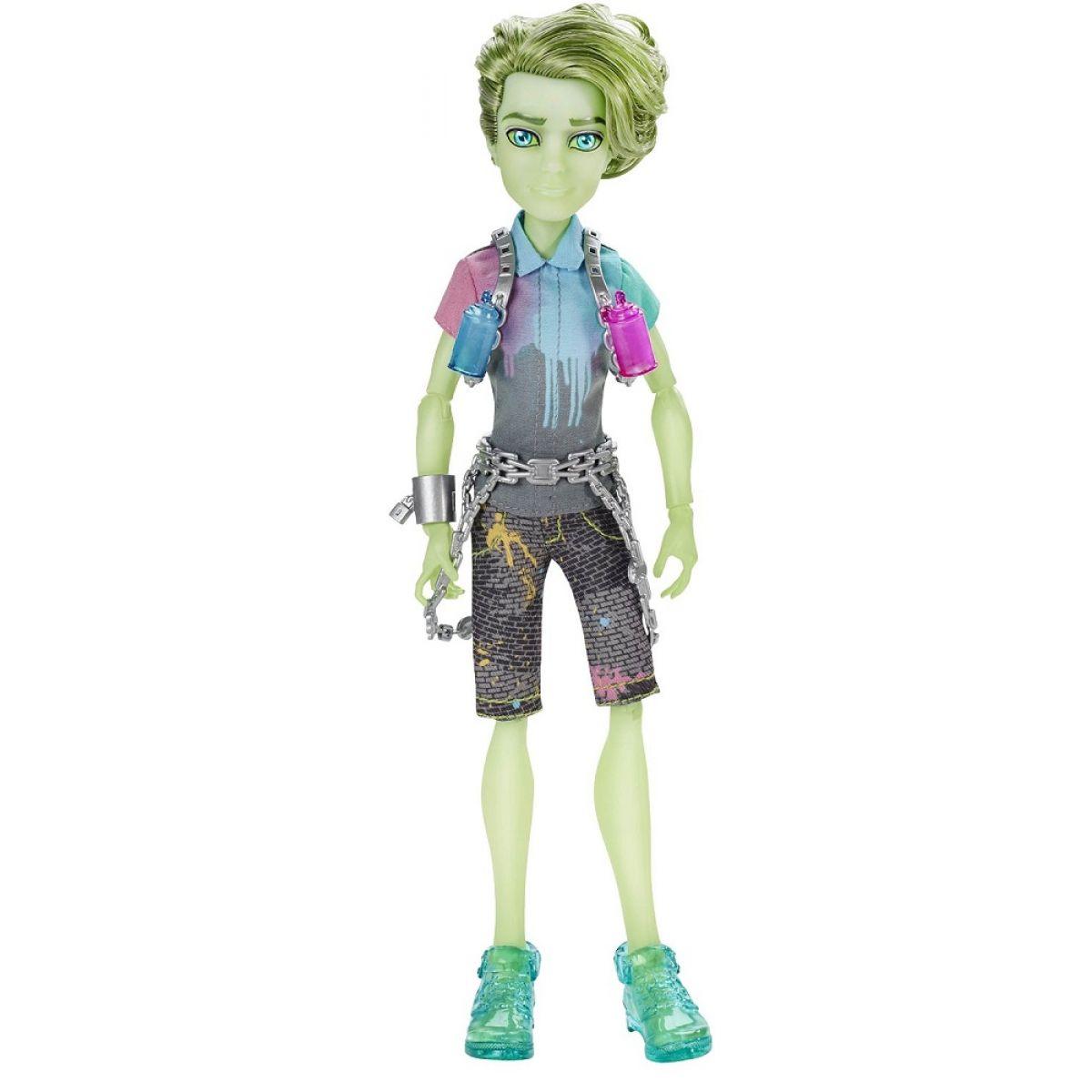 Mattel Monster High Příšerka jako duch - Porter Geiss