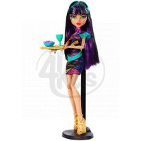 Mattel Monster High Příšerky z kantýny - Cleo de Nile 2