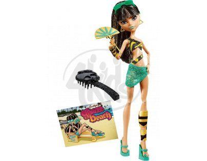Mattel Monster High Plážové příšerky - Cleo De Nile
