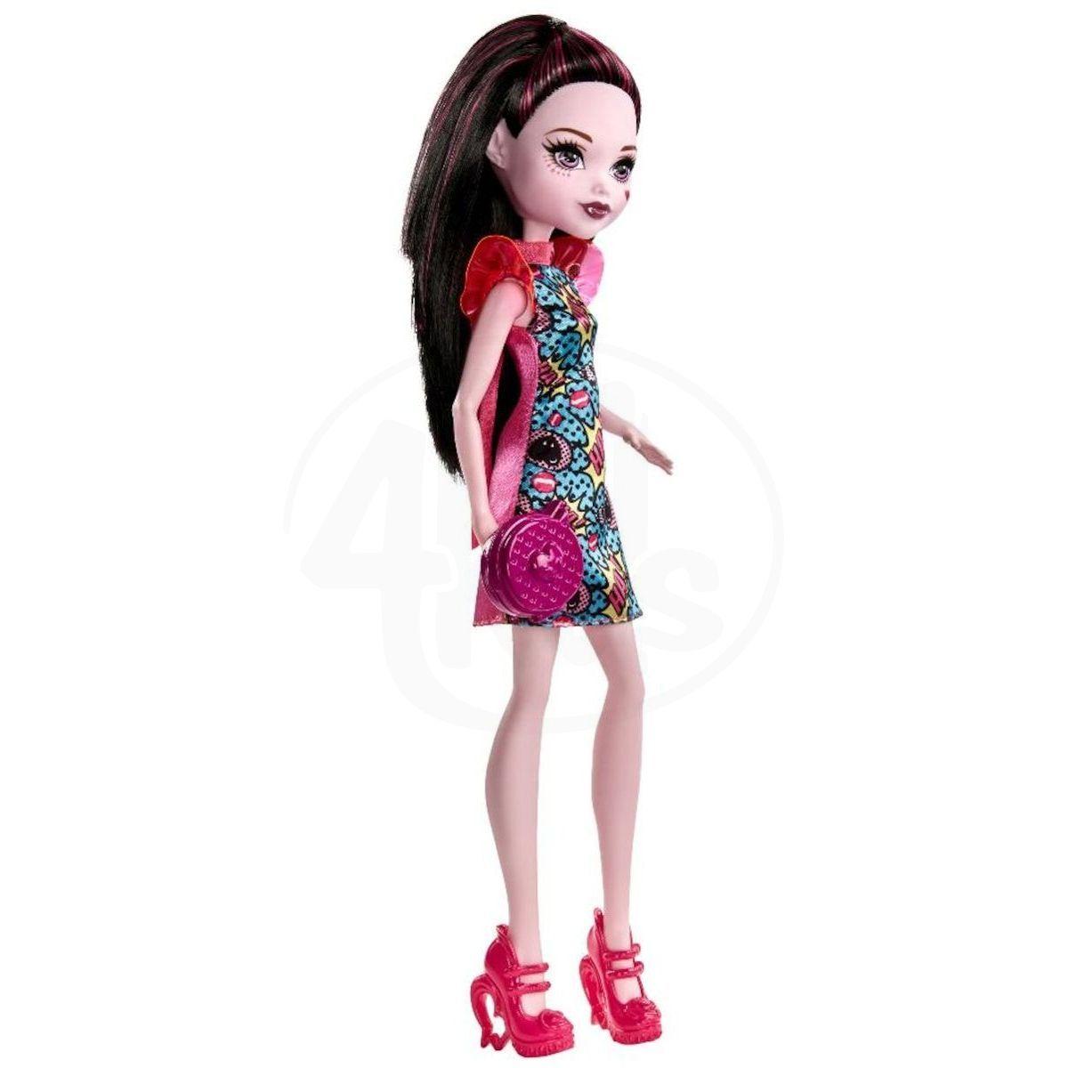 Mattel Monster High příšerka Draculaura FJJ16 a18c513da9