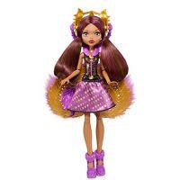 Mattel Monster High příšerka fanstraštická proměna Clawdeen Wolf