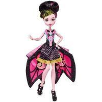 Mattel Monster High příšerka fanstraštická proměna Draculaura