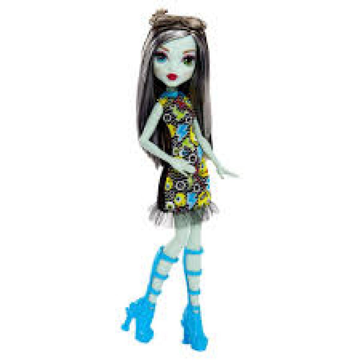 Mattel Monster High příšerka Frankie Stein DVH19