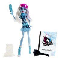 Monster High Příšerka Hodina kreslení - Abbey Bominable