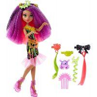 Mattel Monster High příšerka s monstrózními vlasy Clawdeen Wolf