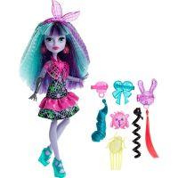 Mattel Monster High příšerka s monstrózními vlasy Twyla