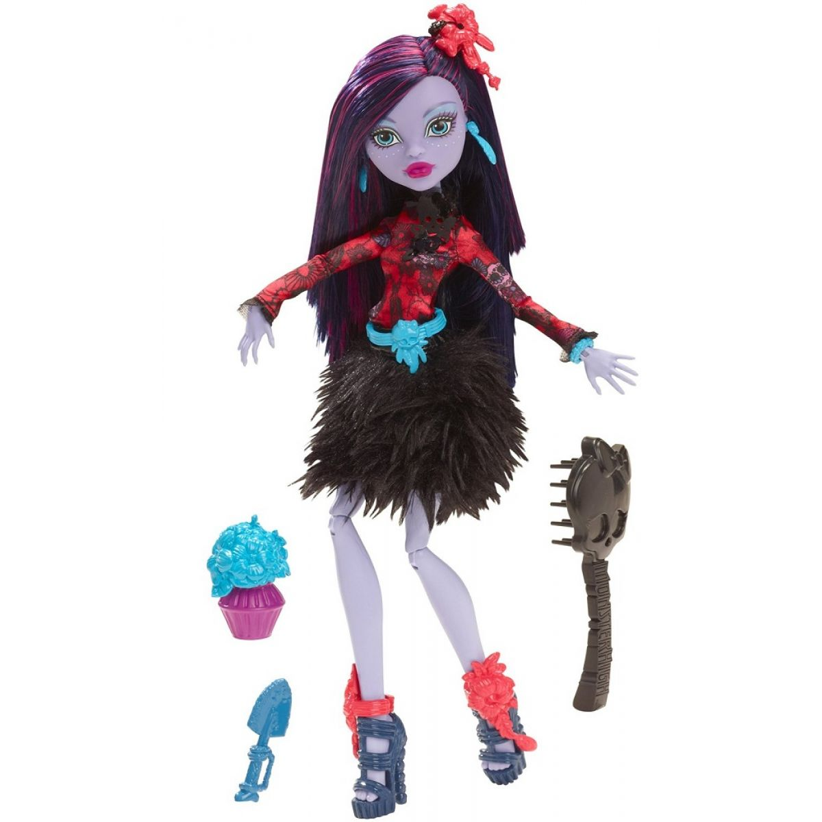 Mattel Monster High Rok 1300 Rozkvétání - Jane Boolittle