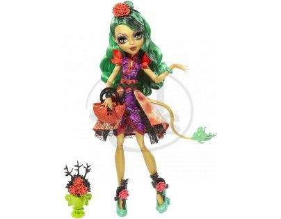 Mattel Monster High r.1300 - rozkvétání  exklusiv - Jinafire Long