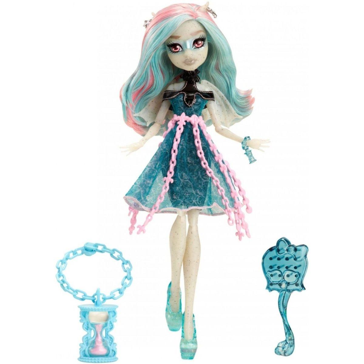 Mattel Monster High Rochelle Goyle jako duch